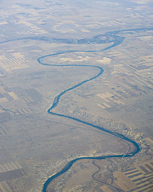South saskatchewan river wikipedia the south saskatchewan river at empress ab where it receives the red deer river sciox Images