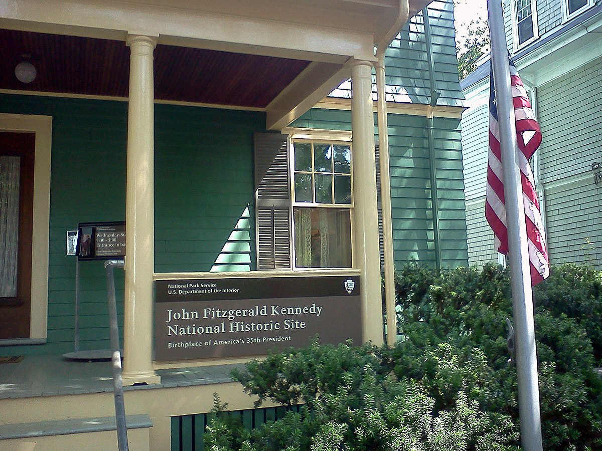 John Fitzgerald Kennedy National Historic Site - Wikidata