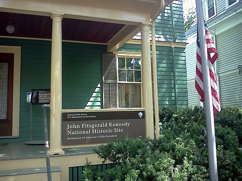 Thumbnail from John F. Kennedy National Historic Site