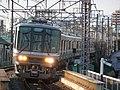 JRW 223-6000 direct rapid service 2008-03-15.jpg