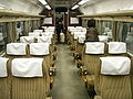 "JR Hokkaido night train express""Hamanasu""Reserved seat.JPG"