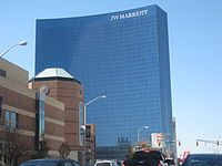 JW Marriott Indianapolis 100710 1.JPG