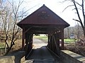 Jackson's Mill Covered Bridge, western portal.jpg