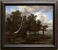 Jacob van ruisdael, querce presso un lago con ninfee, 1665-69 ca.jpg
