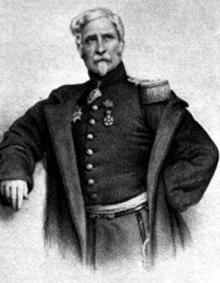 Il generale Aupick, patrigno di Baudelaire