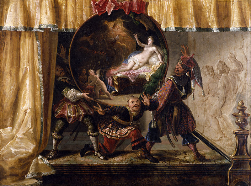File:Jacques Vigoureux Duplessis - Painted Fire Screen - Walters 372479.jpg