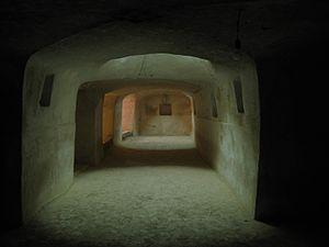 Nain, Iran - Jame mosque basement