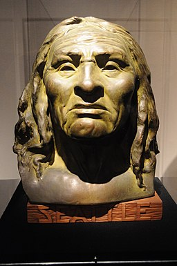 James A. Wehn - Chief Seattle bust 01
