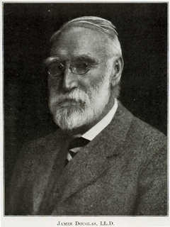 James Douglas (businessman) businessman, born 1837