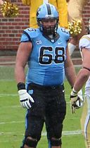 James Hurst (American football) 2013.jpg
