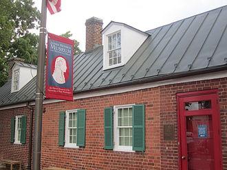 Presidential library - Image: James Monroe Museum, Fredericksburg, VA IMG 4002