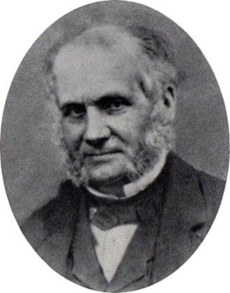 James Watney - James Watney portrait