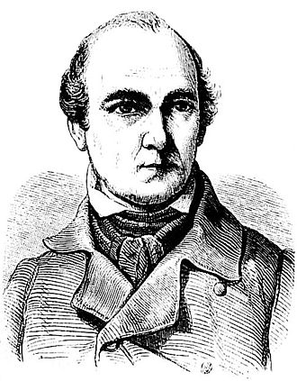 Jan Feliks Piwarski - Jan Feliks Piwarski, from Tygodnik Ilustrowany (1859, artist uncredited, possibly his son, Adolf)