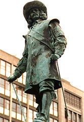 Jan van Riebeeck statue, Heerengracht