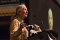 Jane Goodall at Mizzou Arena (facing right).jpg