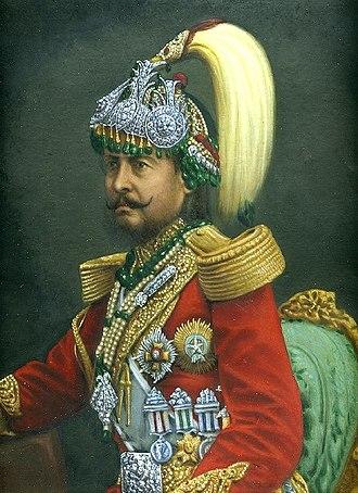 Jung Bahadur Rana - Image: Jang Bahadur Ranaji