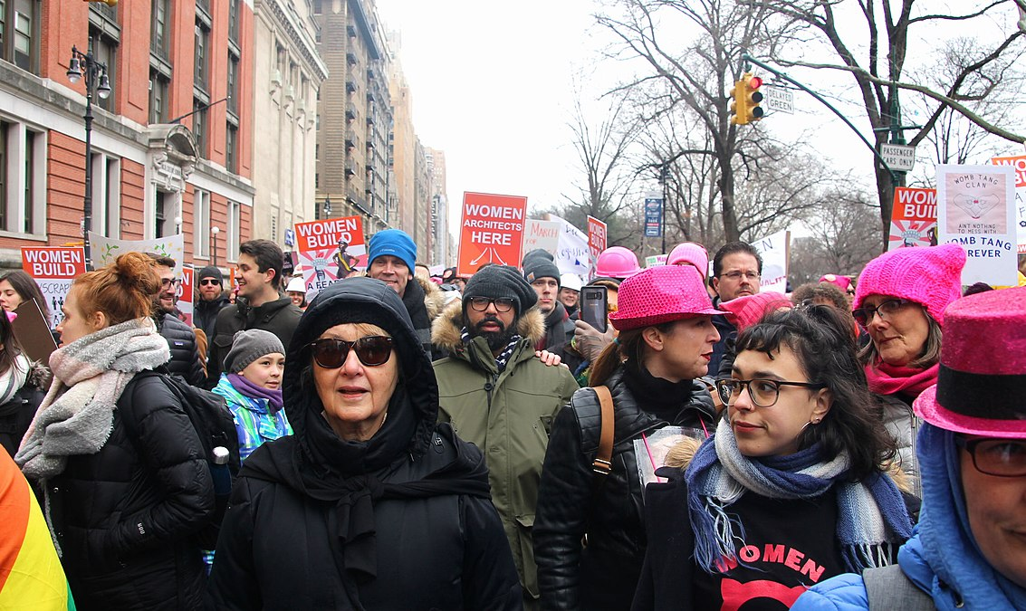 January 2019 Women's Alliance march in NYC (39840727183).jpg