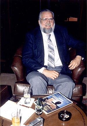Jay Miner - Jay Miner in 1990