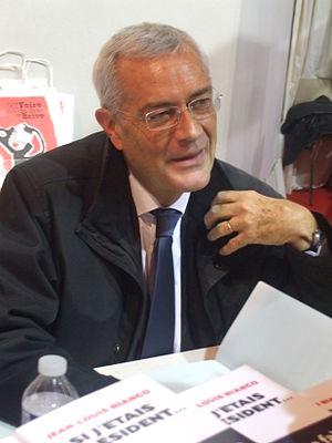 Jean-Louis Bianco - Image: Jean Louis Bianco à la foire du livre 2010 de Brive la Gaillarde