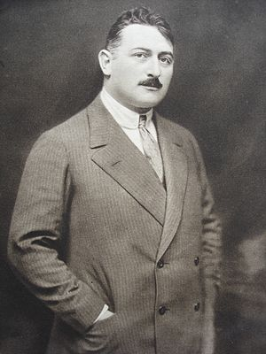 Jean Gilbert - Jean Gilbert, 1913