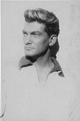 Jean Marais by van Vechten, 1947
