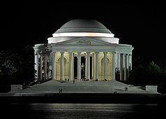 Das Jefferson Memorial