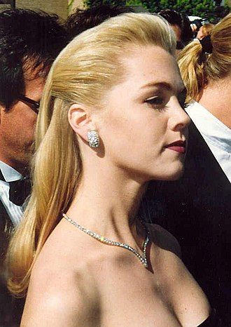 Jennie Garth - Garth at the 1992 Emmy Awards