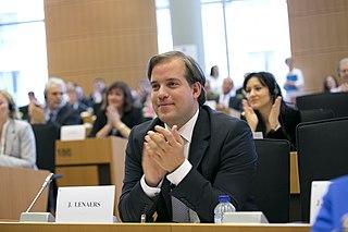 Jeroen Lenaers Dutch politician