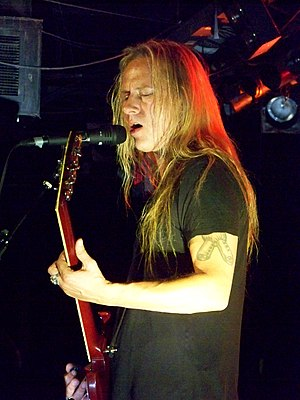 Jerry Cantrell - Jerry Cantrell in 2009