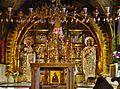 Jerusalem Grabeskirche Innen Kreuzigungsaltar 2.JPG