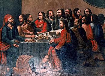 Jesu%C3%ADno do Monte Carmelo - Banquete de Sim%C3%A3o