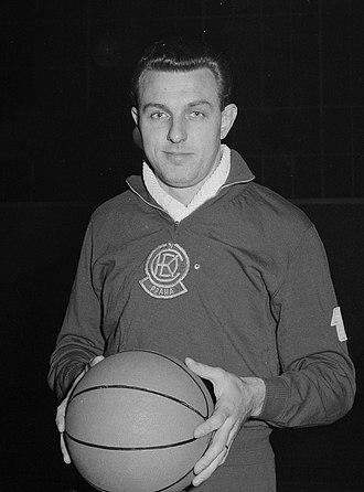 Jiří Baumruk - Jiří Baumruk in 1960