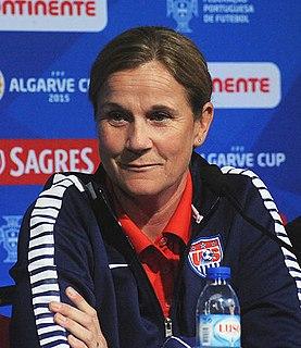 Jill Ellis Association football coach and national director
