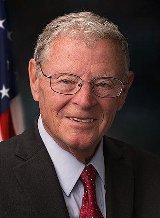 Oklahoma Republican Party - Jim Inhofe