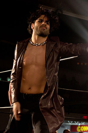 Jimmy Jacobs - Jacobs in 2014