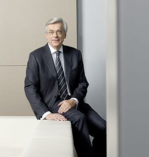 Joachim Milberg German engineer and manager (born 1943)