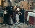 Joaquín Sorolla - Kissing the Relic - Google Art Project.jpg