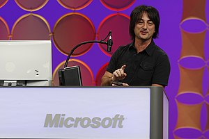 Joe Belfiore - Joe Belfiore shares news at MIX10.