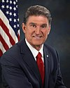 Joe Manchin official portrait 112th Congress.jpg