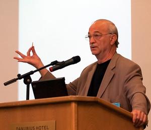 Joe Nickell - Nickell at the 2010 European Skeptics Congress in Budapest