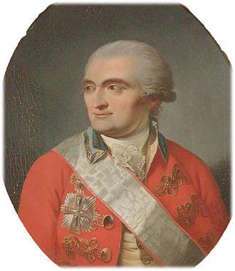 1725 in Norway - Johan Frederik Classen