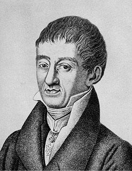 Johann Nepomuk Hubert von Schwerz