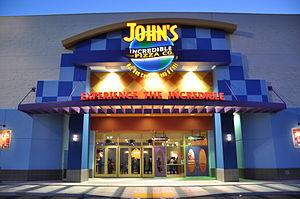 John's Incredible Pizza Company - John's National City Pizza