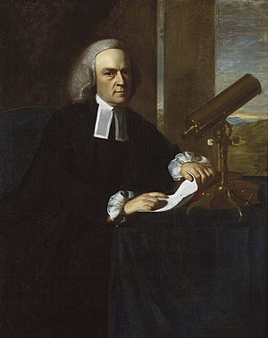 John Winthrop (educator) - Image: John Winthrop Astronomer
