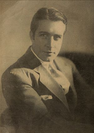 John Boles (actor) - Image: John Boles Motion Picture, July 1930