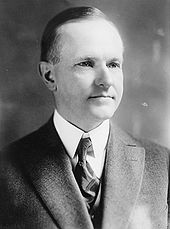 John Calvin Coolidge