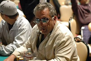 John Esposito (poker player) American poker player