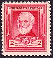 John Greenleaf Whittier 1940 Issue-2c.jpg
