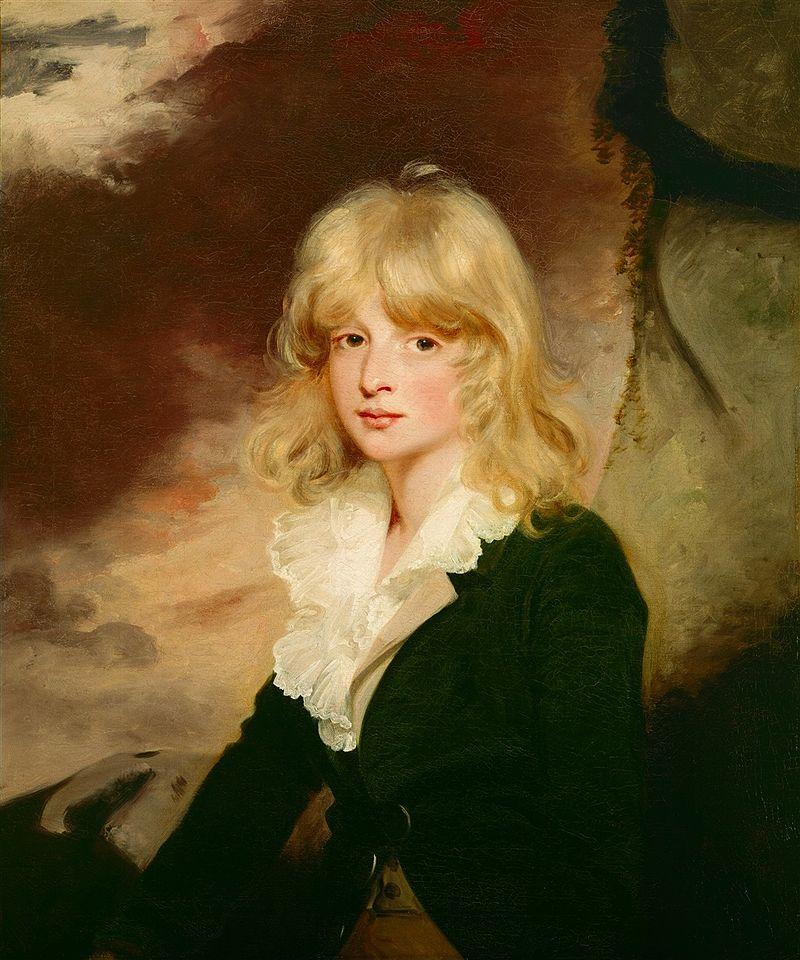 John Hoppner - Portrait of John Granville (1790s).jpg