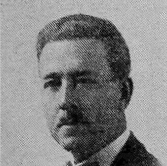 Jack Harvey (director) - Harvey in 1922
